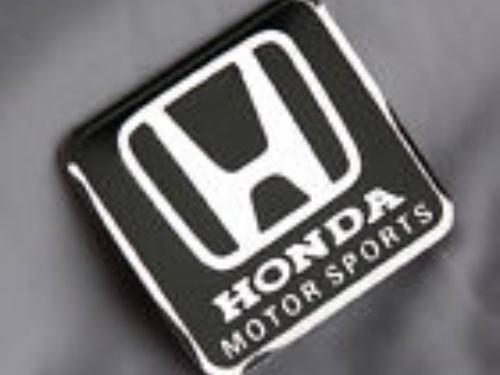 Emblem Black Honda