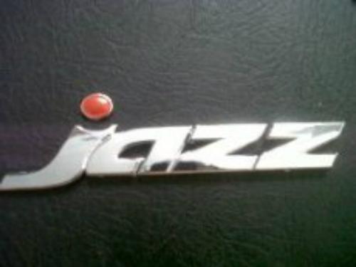 Emblem honda jazz