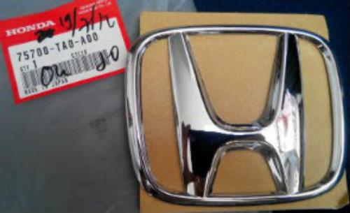 Emblem H depan untuk HONDA BRIO