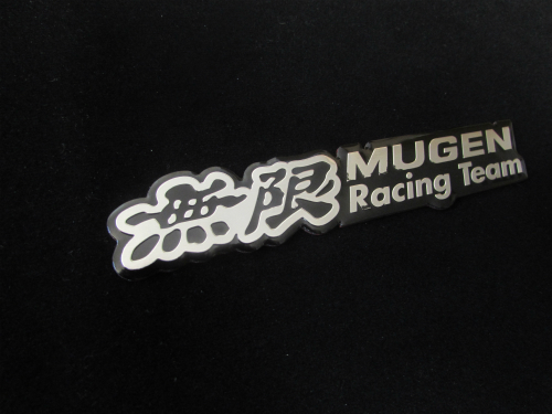 Emblem mugen racing team 14,5x2,5