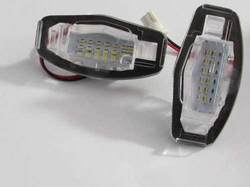 LED LICENSE PLATE LAMP 2