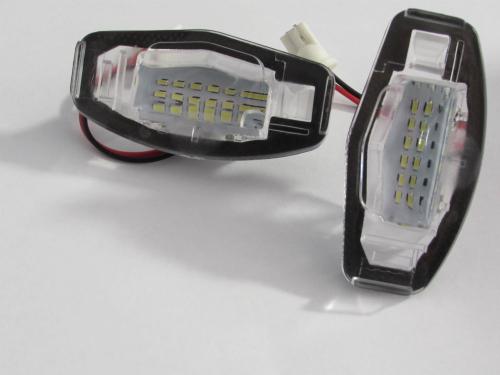LED DRL Universal LED DRL Philips Model With E Mark Nyala
